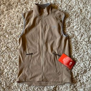 NWT The North Face Lightweight Vest, XXS